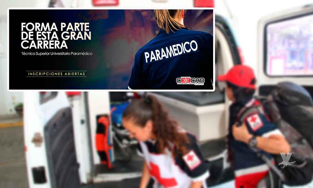 Cruz Roja Mexicana continúa con reclutamiento