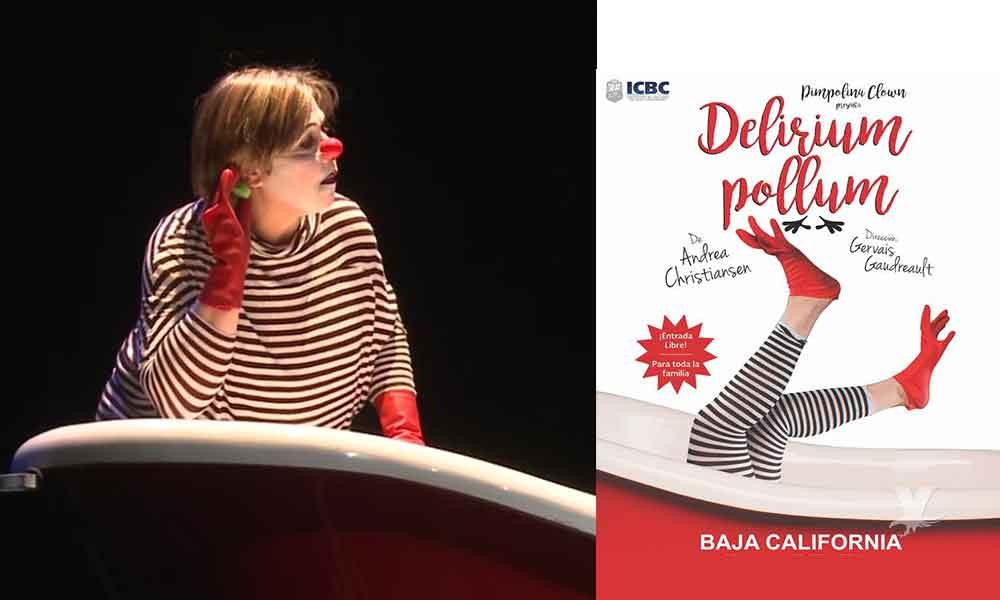 La obra de teatro Delirium Pollum, se presenta por primera vez en Tecate; totalmente gratuito