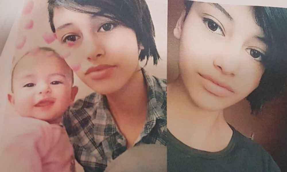 ¡Urgente! Menor de 15 años desapareció junto a su bebé en Tijuana