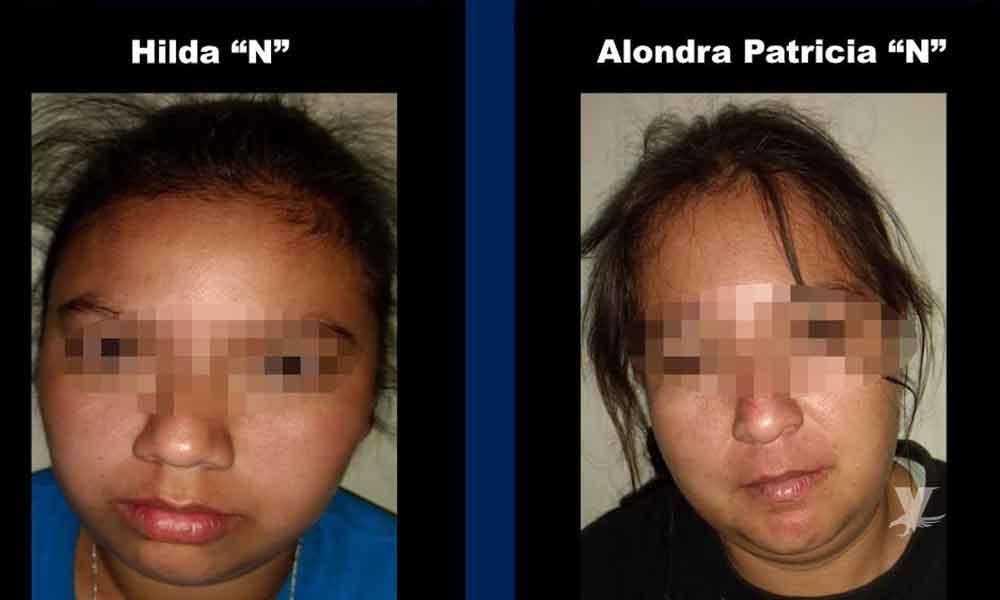 Policía Municipal detiene a dos mujeres por robo a transeúnte