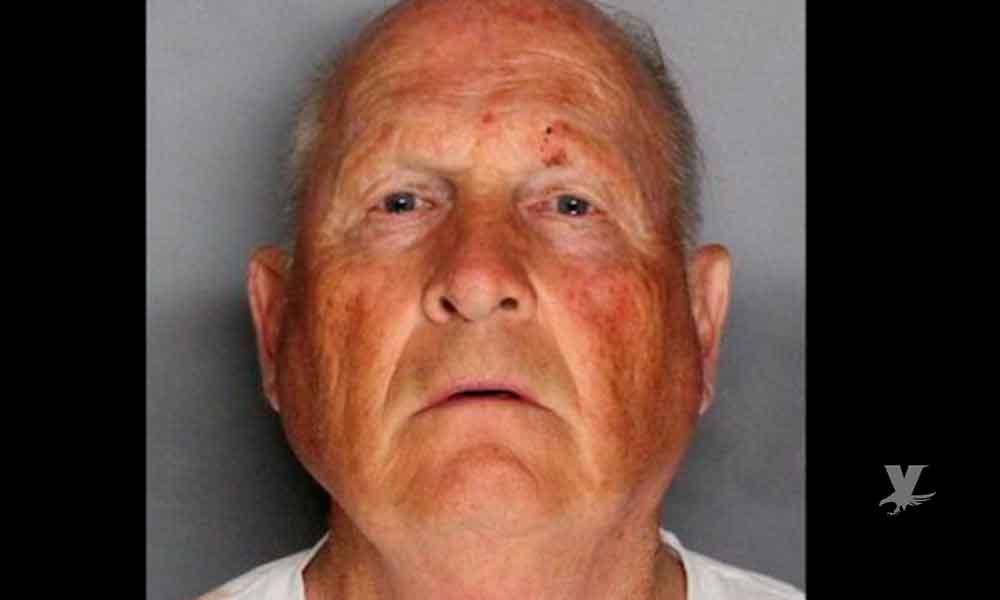 Capturan en California después de 40 años de investigación al asesino serial; Golden State Killer