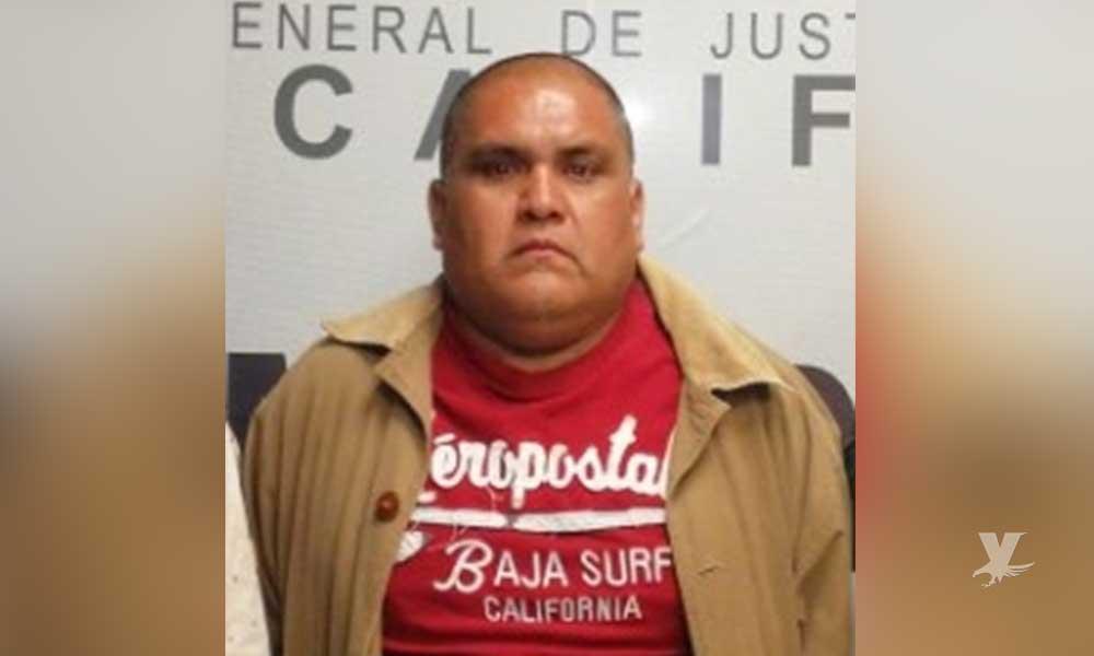 Sujeto implicado en homicidio de dos migrantes, secuestro y delincuencia organizada es detenido en Tecate