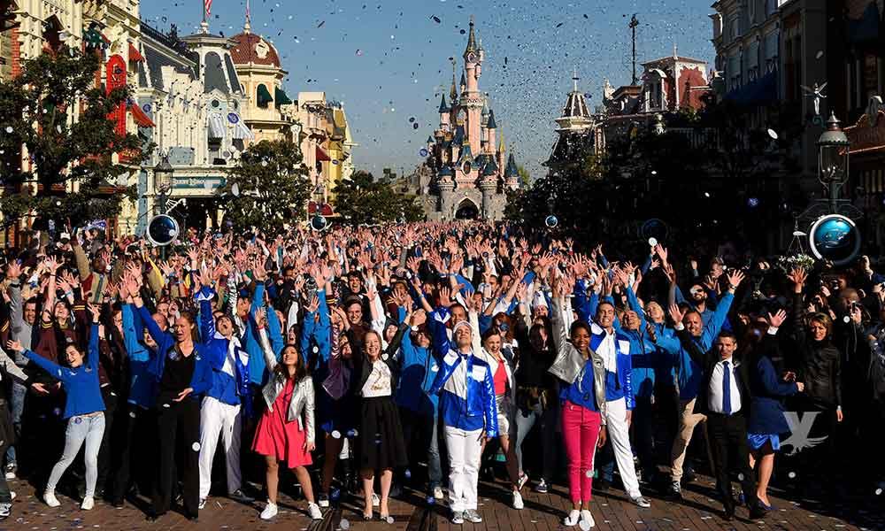Disneyland busca 3,500 trabajadores para sus diferentes áreas