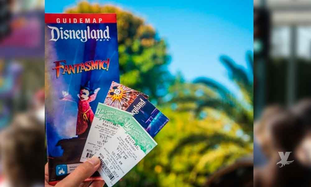 Un remolque con 8 mil boletos para Disneyland fue robado en California