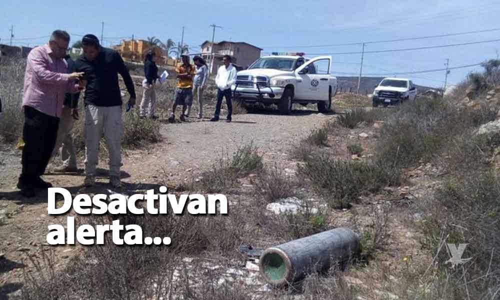 Desactiva Protección Civil alerta por clorogas en Ensenada