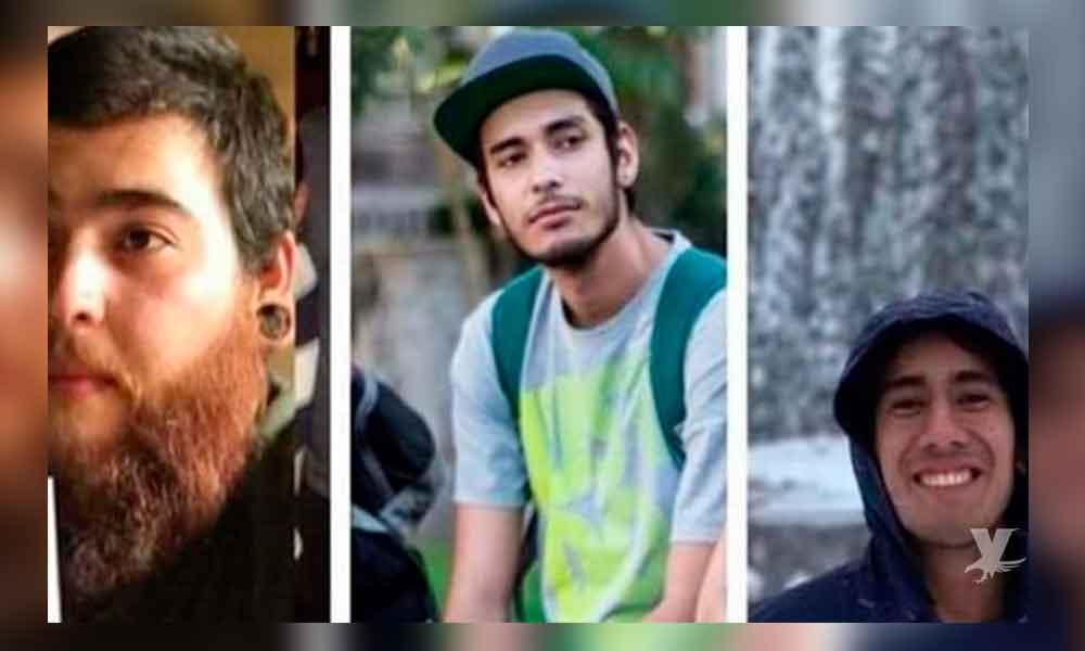 Los restos humanos encontrados en Tonalá, podrían ser de los estudiantes de cine desaparecidos