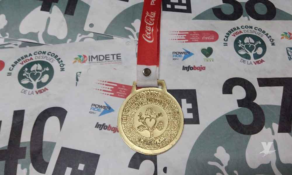 3ª Carrera con Corazón sigue con inscripciones abiertas en Tecate