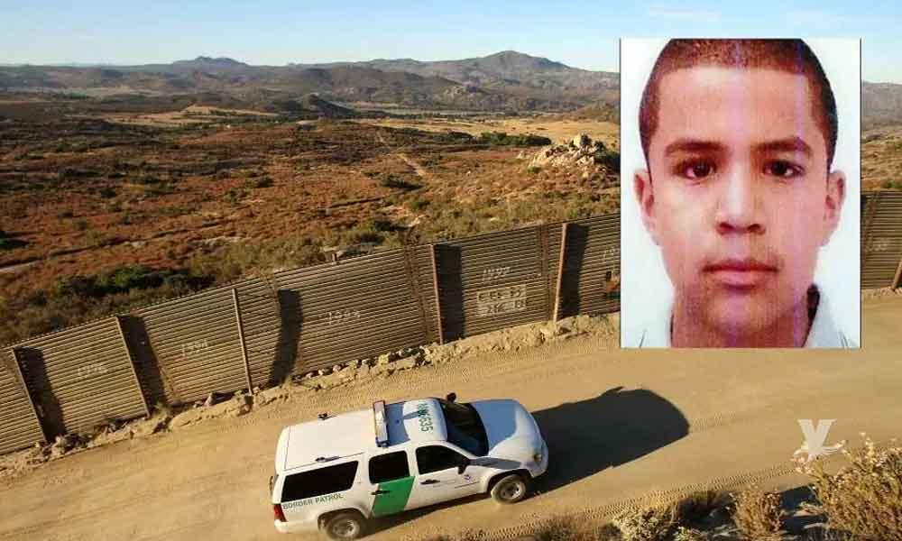 Agente fronterizo que disparó en contra de un joven a través del muro es declarado inocente