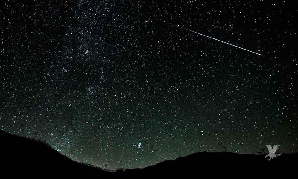 La NASA informa, domingo 22 podremos disfrutar de la lluvia de estrellas Líridas