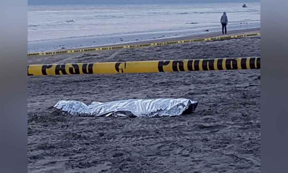 Muere niña ahogada en Playas de Rosarito; un menor continua desaparecido