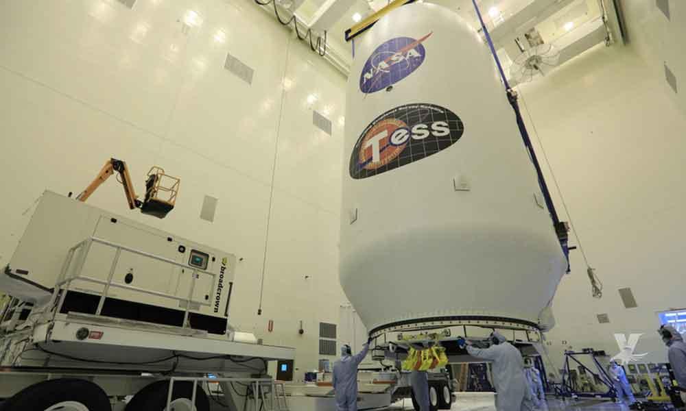 Lanzará la NASA este miércoles el cohete TESS en búsqueda de planetas