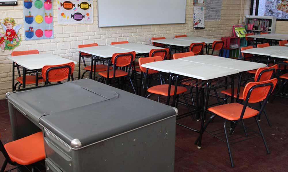 Se aplicarán descuentos a maestros que no reanuden clases mañana: SEP