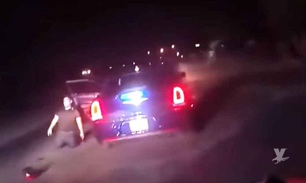 (VIDEO) Muere a tiros por Policía de Las Vegas