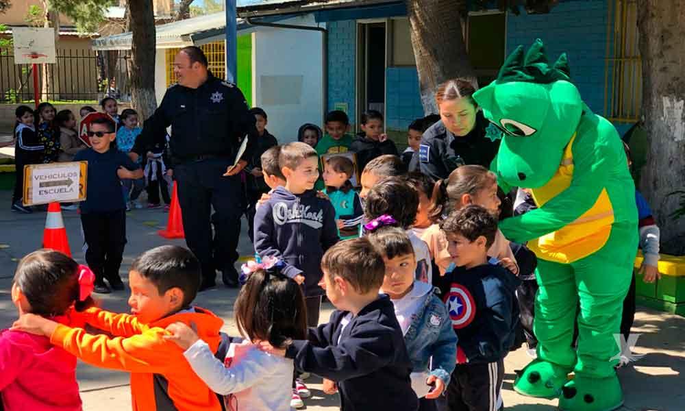 En el jardín de niños Princesa Itztakatl arrancó el Programa DiNo
