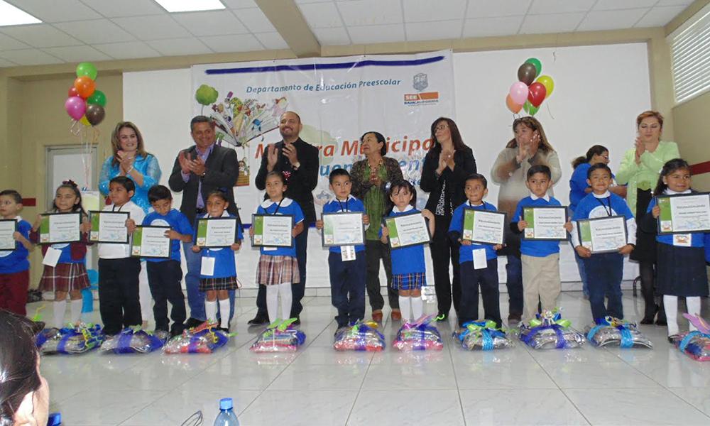 Dos alumnos representarán a Tecate en concurso Estatal a celebrarse en Mexicali