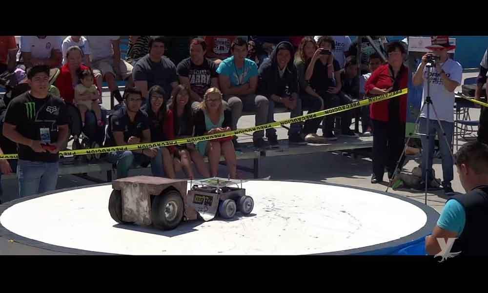 Realizará Gobierno del Estado torneo nacional de robótica