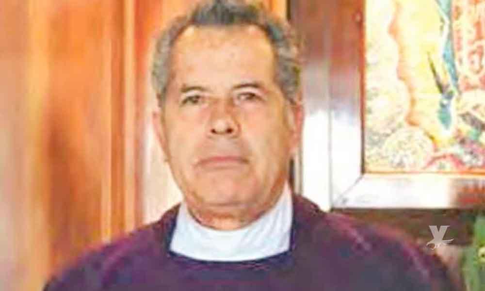 Encuentran muerto al sacerdote secuestrado en Morelos