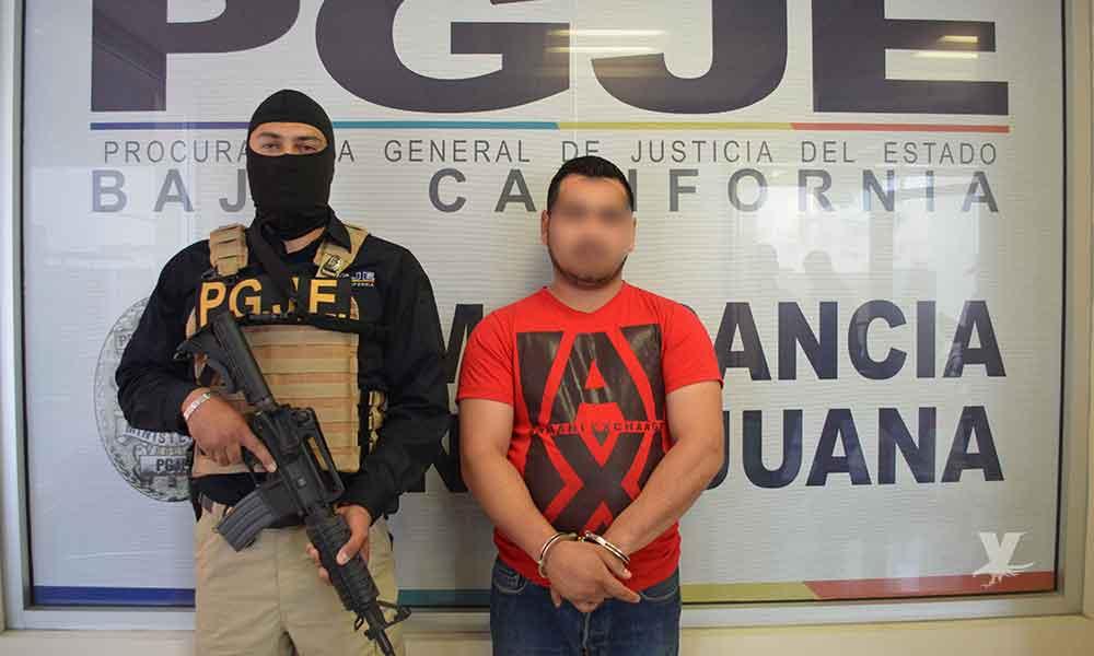 Detenido en Tijuana por homicidio en Sinaloa