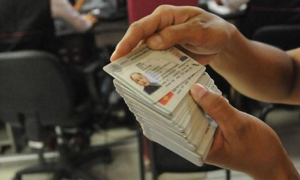 Son más de 300 credenciales sin recoger en INE Tecate