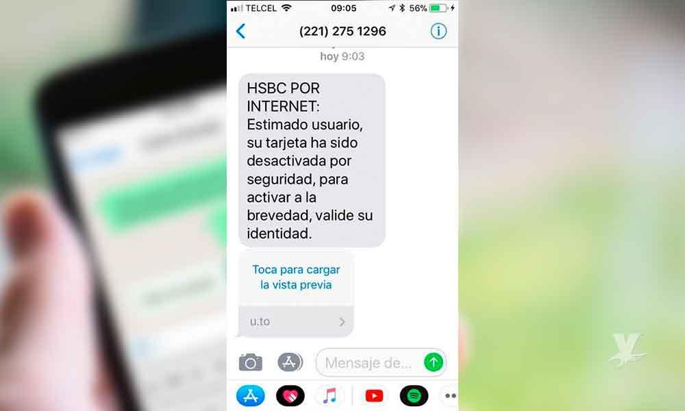 """CONDUSEF emite nueva alerta por caso de """"vishing"""""""