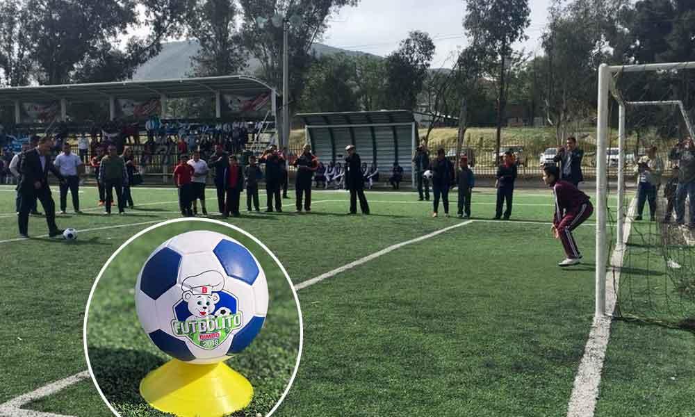 Arranca segunda edición del Torneo Bimbo en Tecate