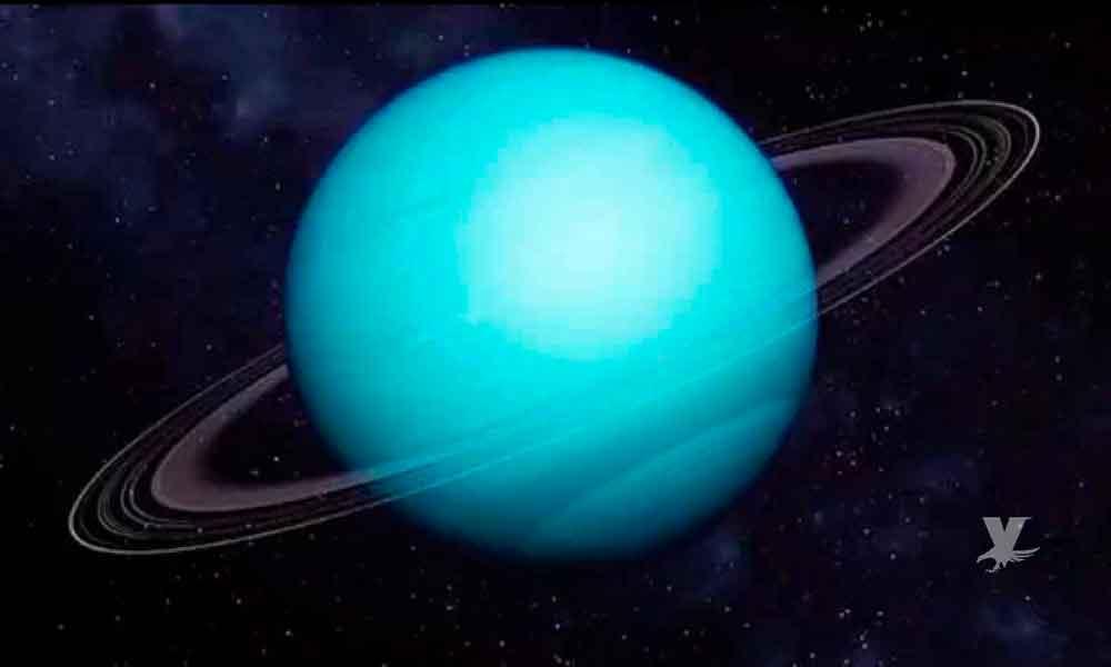 Científicos afirman que Urano tiene olor a huevo podrido