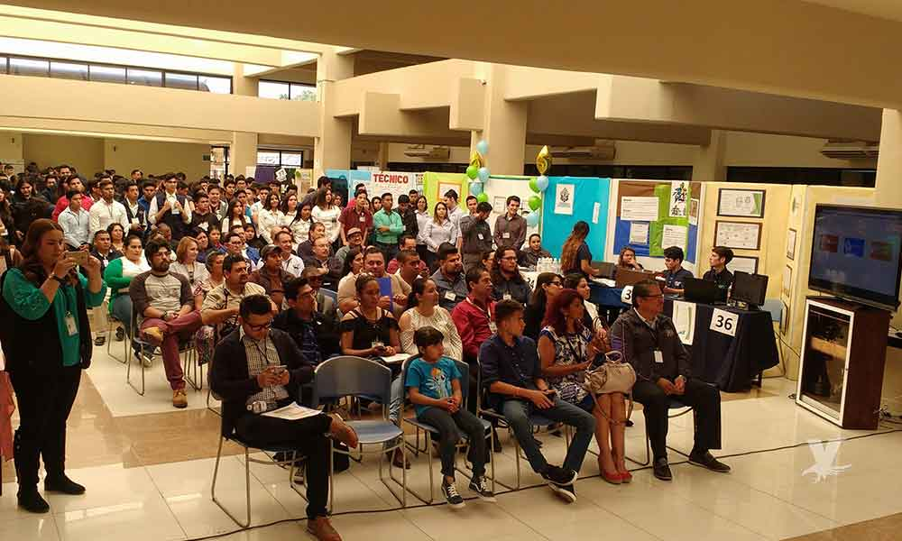 """Se presentaron más de 60 proyectos en el """"12º Concurso de Creatividad UTT"""""""