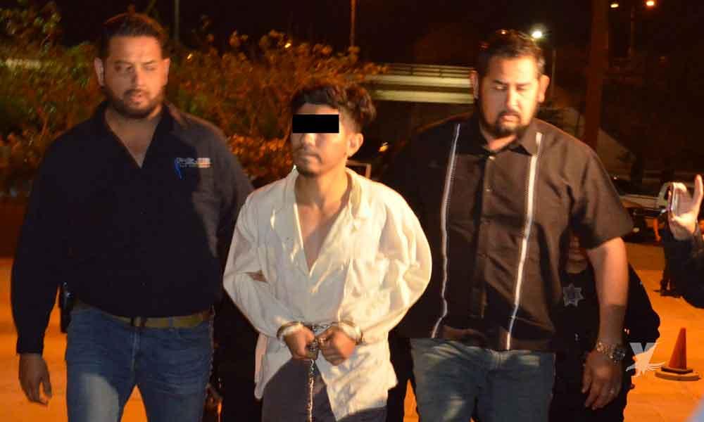 Exnovio de Valeria Ahumada; señalado como el presunto asesino, ya está en Mexicali