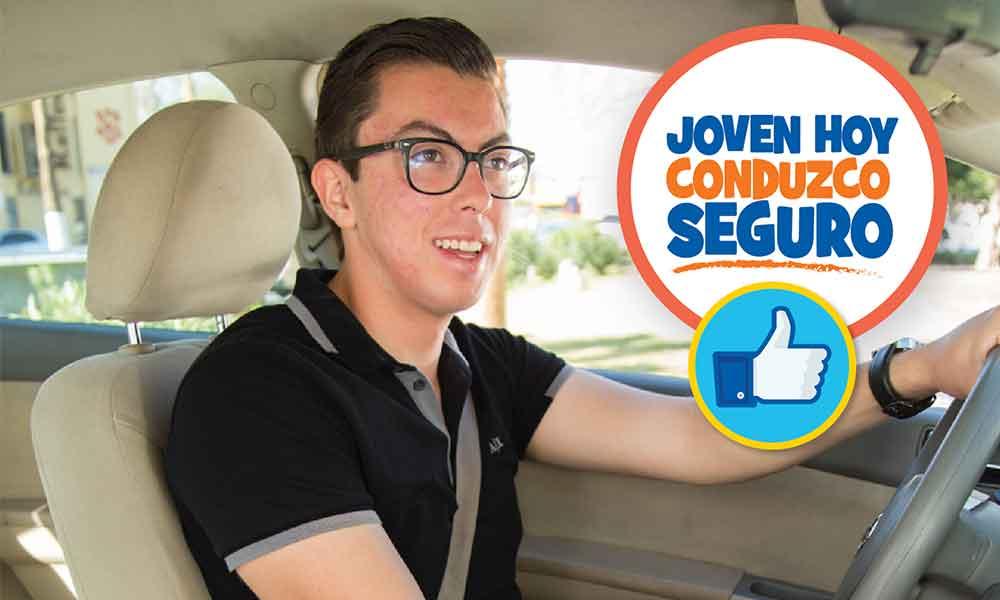 """Checa aquí los seleccionados para el programa """"Joven hoy conduzco seguro"""" en Tecate"""