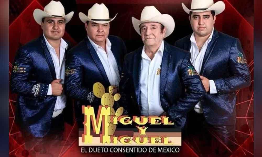 Fallece integrante de la agrupación Miguel y Miguel