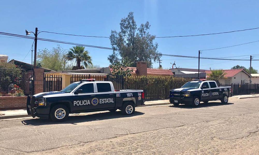 """Localizan """"Narcotúnel"""" en Mexicali; hay tres detenidos"""