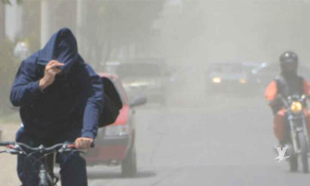 Pronostican vientos fuertes y posibles tolvaneras en Baja California