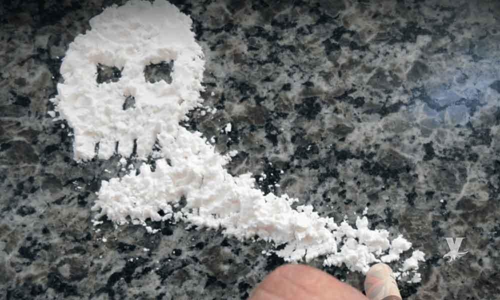 Niña lleva cocaína a su escuela para repartir entre compañeros