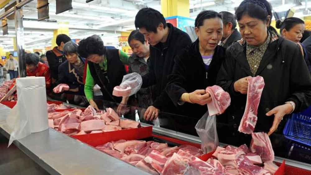 Aplica China aranceles a 128 productos estadounidenses