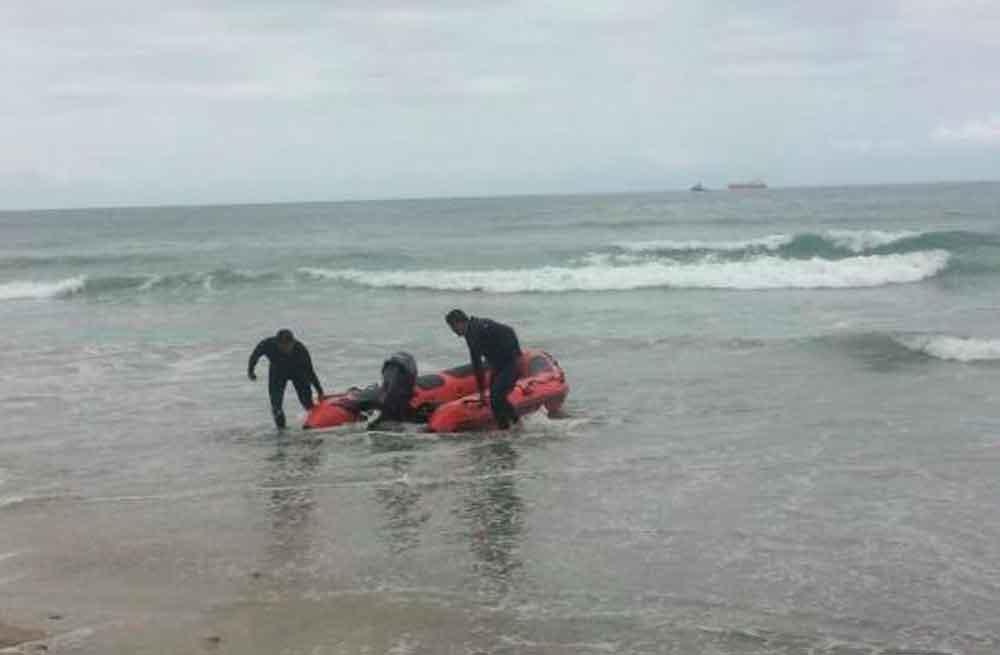 Continúa sin aparecer cuerpo de menor desaparecido en Playas de Rosarito