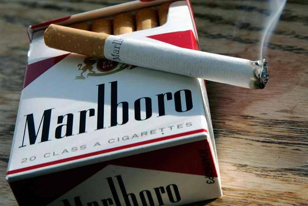 Adiós a Marlboro; Philip Morris dejará de producir cigarros