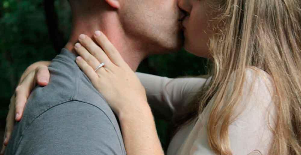 Los besos pueden poner en riego tu salud