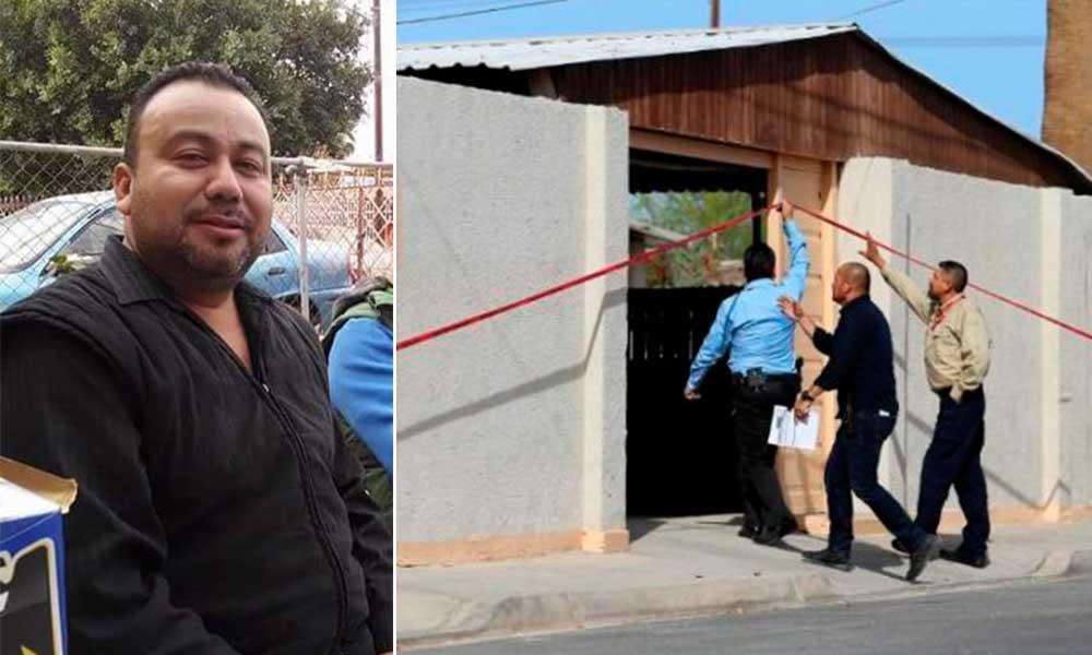 Localizan restos humanos enterrados en propiedad de hombre reportado como desaparecido en Mexicali