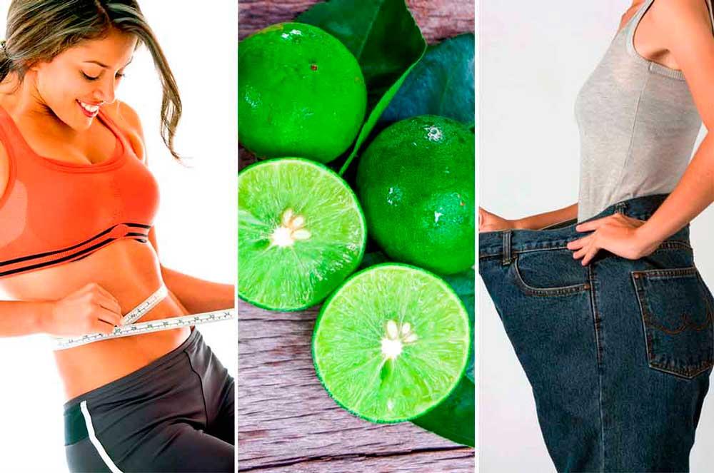 La dieta del limón para quemar grasa abdominal rápidamente