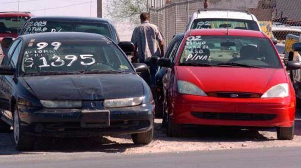 ¡Atención! Señales de fraude al comprar un auto
