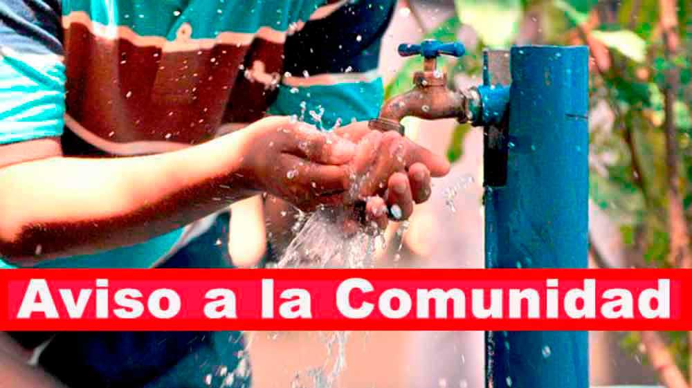 Se quedarán sin agua 27 colonias de Tijuana este jueves
