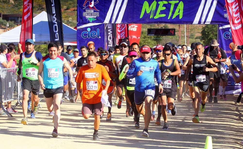 Invitan a la 4ta edición del Medio Maratón de Valle de Guadalupe