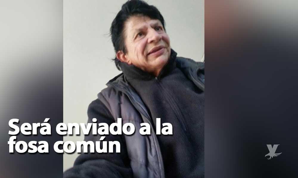 Urge localizar a familiares de persona fallecida en Tijuana; será enviado a la fosa común