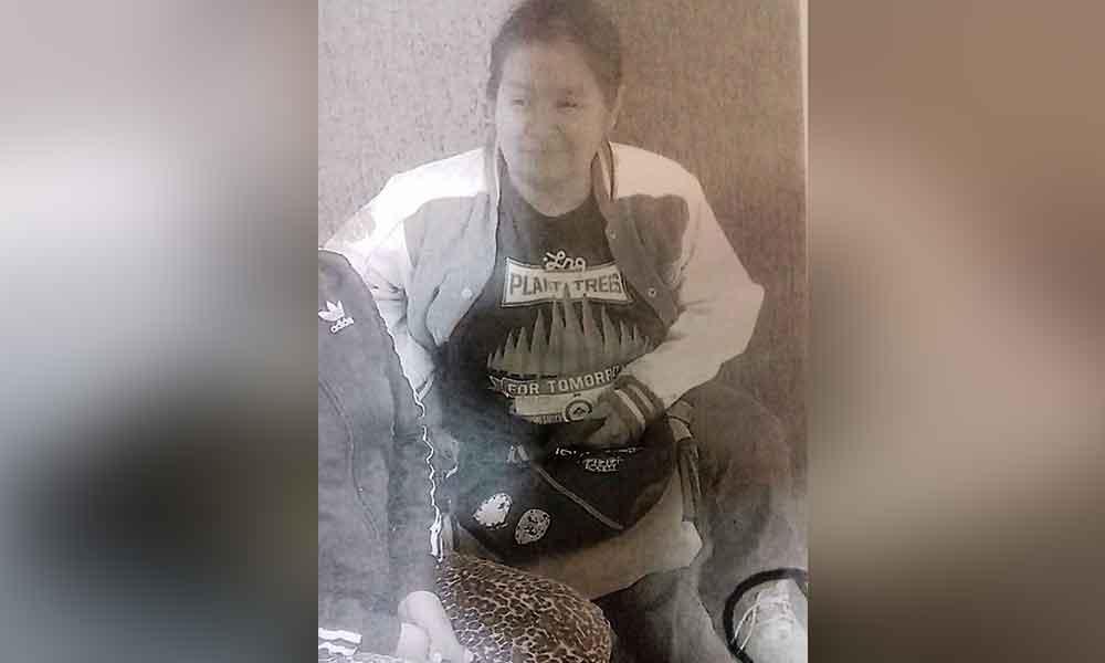 Griselda desapareció en el Parque Morelos; familiares piden ayuda para localizarla
