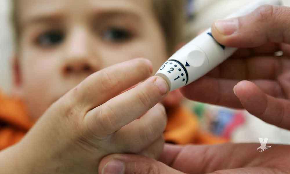 Orientan sobre cuidados de niños con Diabetes tipo 1