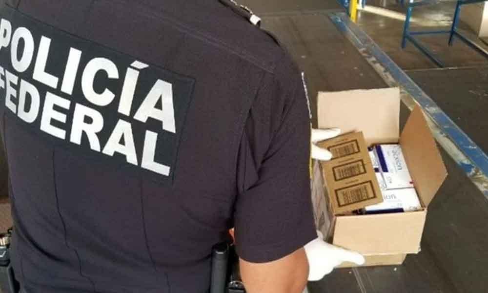 Aseguran fentanilo en Aeropuerto de Tijuana
