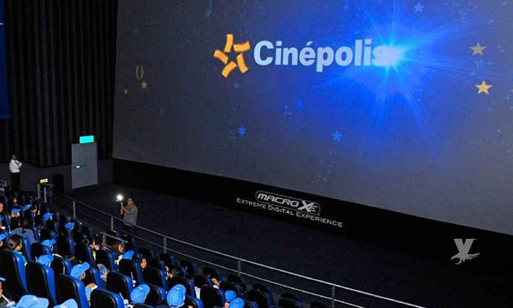 Cinépolis producirá su primera película