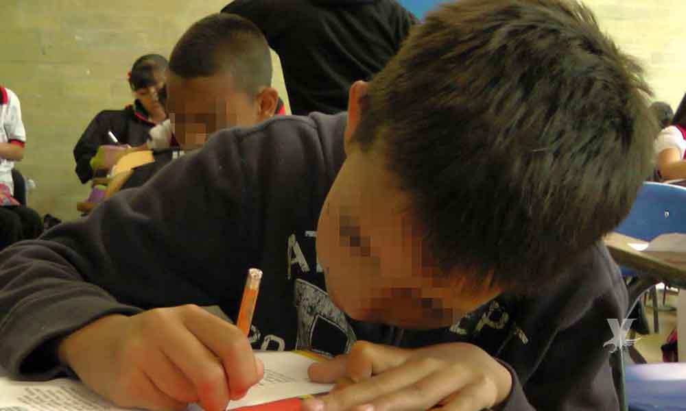 Niño llega drogado a la escuela, dio positivo en revisión por cocaína