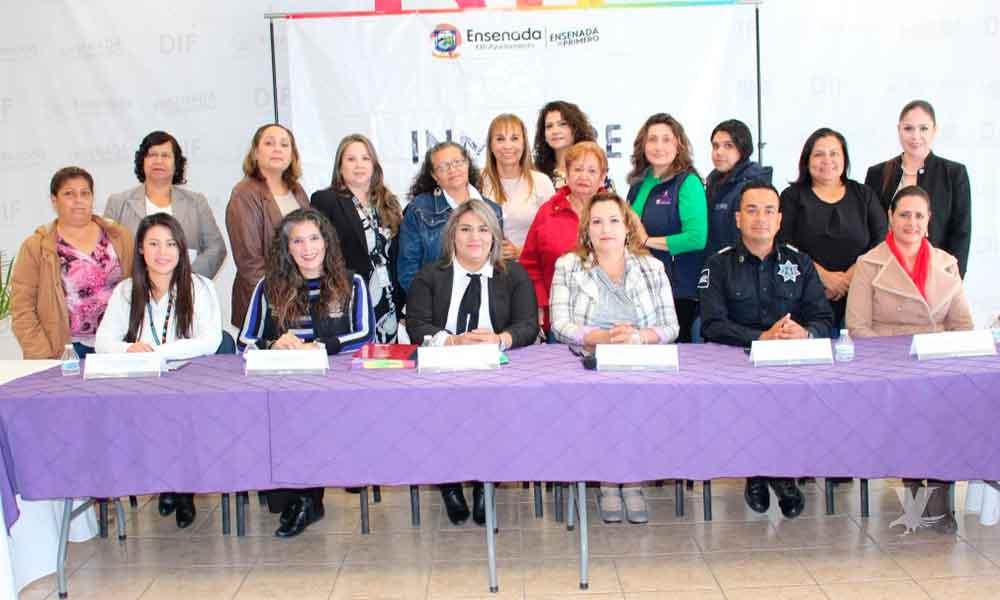 Realiza XXII Ayuntamiento primera Sesión del Sistema Municipal de Atención, Prevención y Disminución de la Violencia Contra las Mujeres