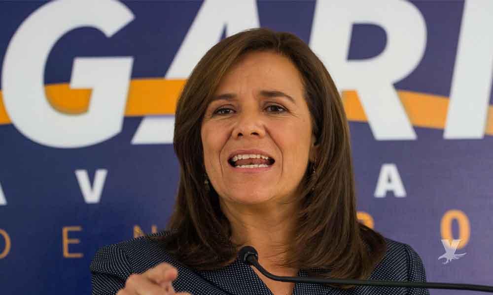 El precio de la gasolina y el salario mínimo son los correctos, dice Margarita Zavala a AMLO y Anaya